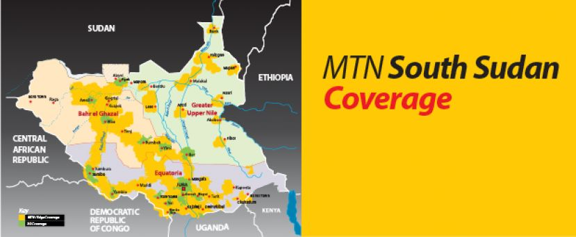 MTN South Sudan says it will support sports development in South Sudan be sponsoring the MTN8 Football Cup.